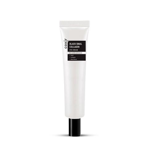 Coxir Крем для кожи вокруг глаз Black Snail Collagen Eye Cream, 30 мл