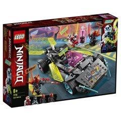 Lego konstruktor  Ninjago Tuner Car