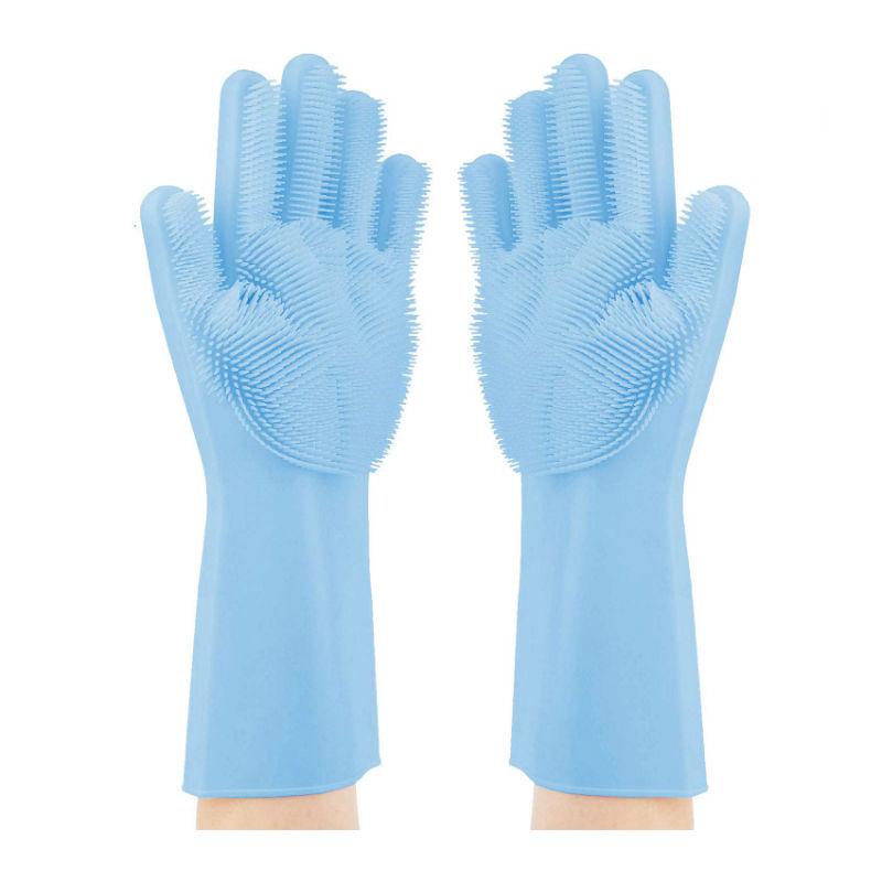 Чистота в доме Силиконовые перчатки для мытья посуды Magic Brush silikonovye-perchatki-dlya-mytya.jpg