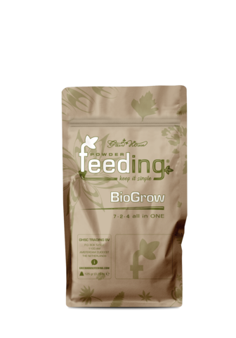 Powder Feeding BIO Grow 0.125кг