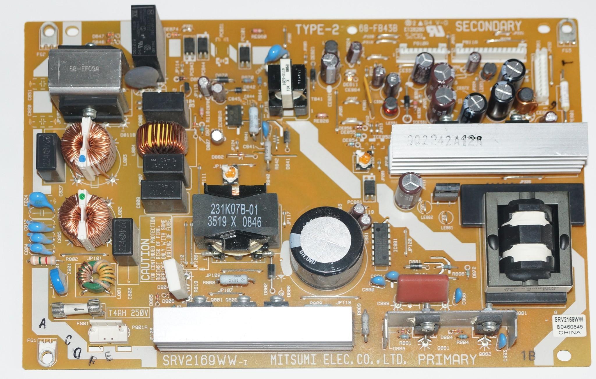 SRV2169WW 68-FB43B