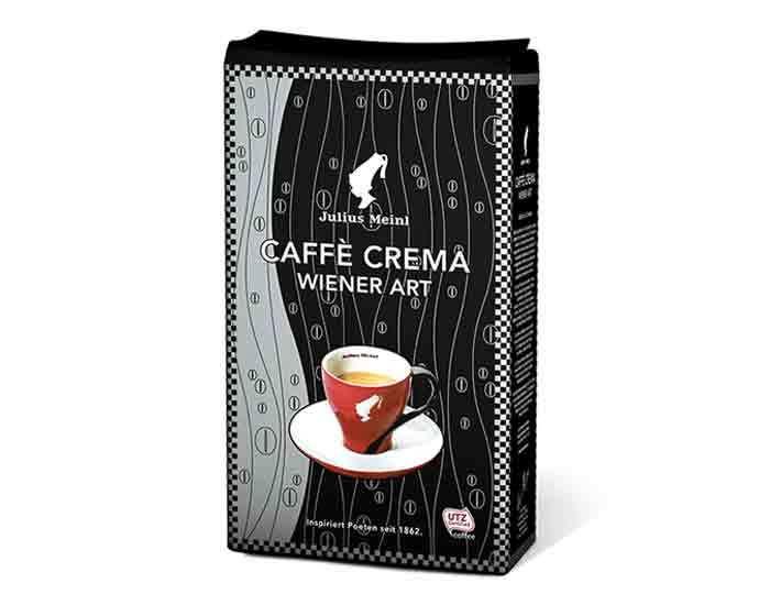 Кофе в зернах Julius Meinl Caffe Crema Wiener Art, 1 кг