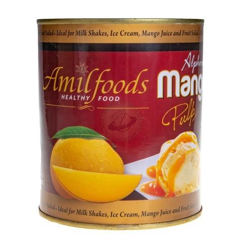 Манго пюре Amil 850 гр.