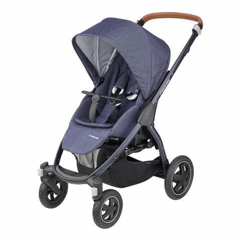 Maxi-Cosi Коляска детская прогулочная Stella SPARKLING BLUE Синий