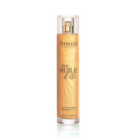 Thalgo Мерцающее сухое масло для тела Shimmering Dry Oil