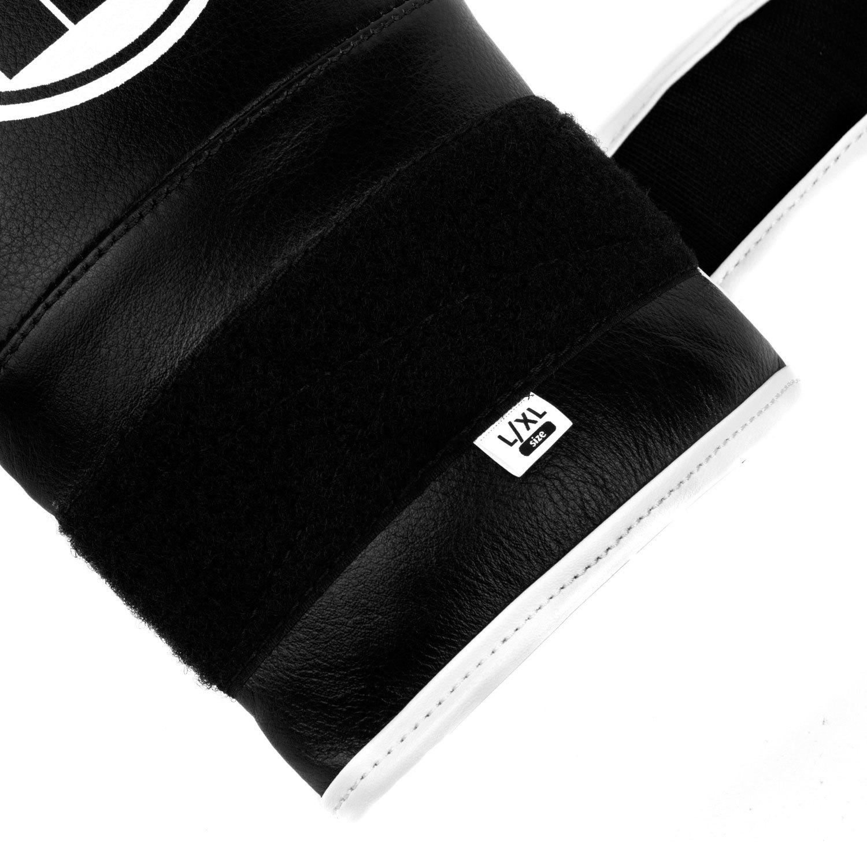 Снарядные перчатки Dozen Soft Pro Black комплект липучек