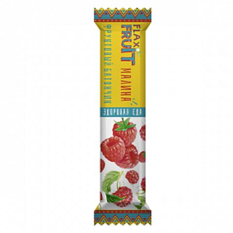 Флаксы фруктовые Малина, 30 гр. (Компас Здоровья)