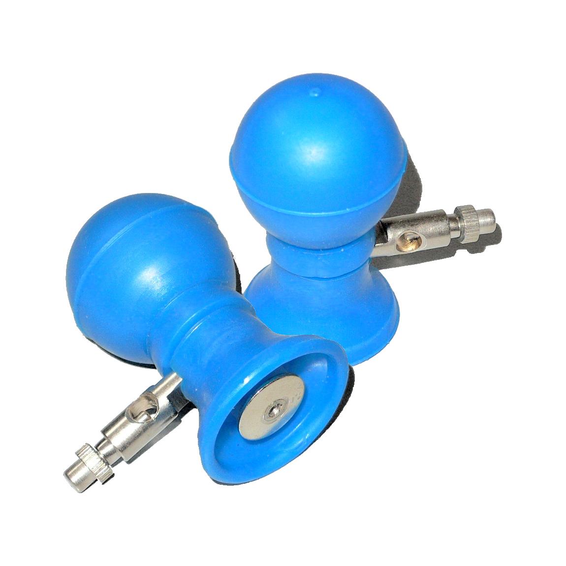 Грудной многоразовый электрод для ЭКГ, педиатрический с плоским токосъмником (585 руб/шт)