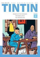 The Adventures of Tintinvolume 2