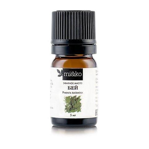 Эфирное масло Бей 5 мл, органик (Mi&ko)