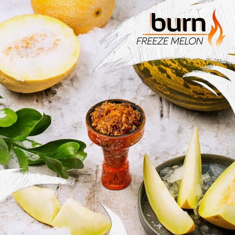Табак Burn Freeze Melon (Конфеты холс с дыней) 100г