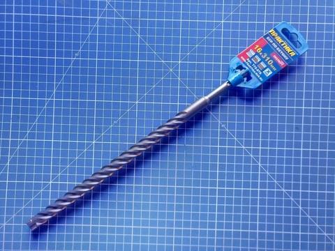 Бур SDS-plus ПРАКТИКА  16 х 250/310 мм, Х-тип серия