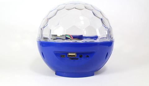 музыкальный дско шар лед Шар YSP Musil ball D50 музыкальный лазерный в фас