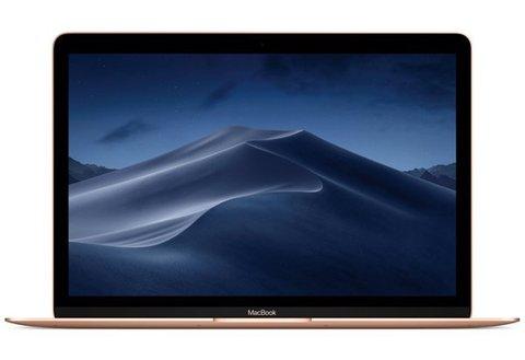 Apple Macbook 12 Retina 2018, Intel Core M3 1.2GHz, 8Gb, 256Gb SSD MRQN2 (Gold)