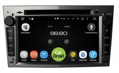 Штатная магнитола на Android 8.0 с DPS для Opel Astra Roximo CarDroid RD-2801DB