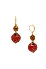 Комплект Amato L'Amore Red (серьги, ожерелье)