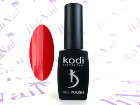 01R Гель лак kodi RED Gel Polish, 8 мл
