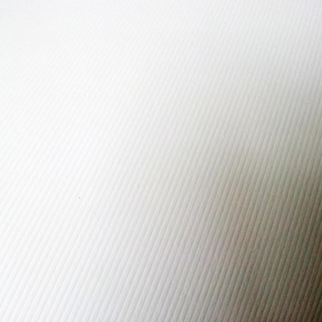 Кардсток Снежное Созвездие Арфа белый