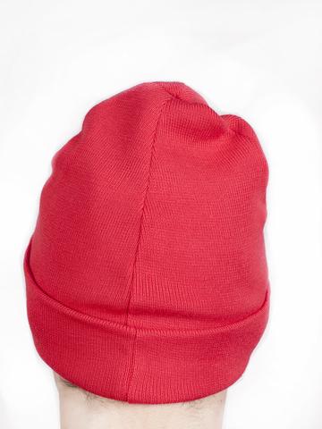 Красная шапочка бини