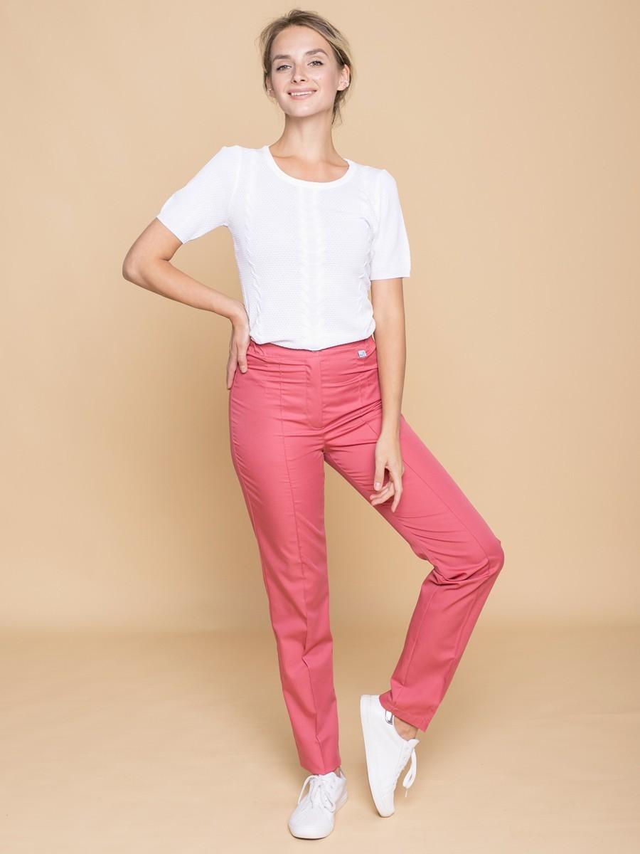MediS.moda брюки медицинские цвет брусника