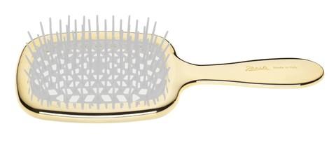 Щетка для волос SUPERBRUSH золотая