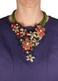 Ожерелье цветы OTTAVIANI