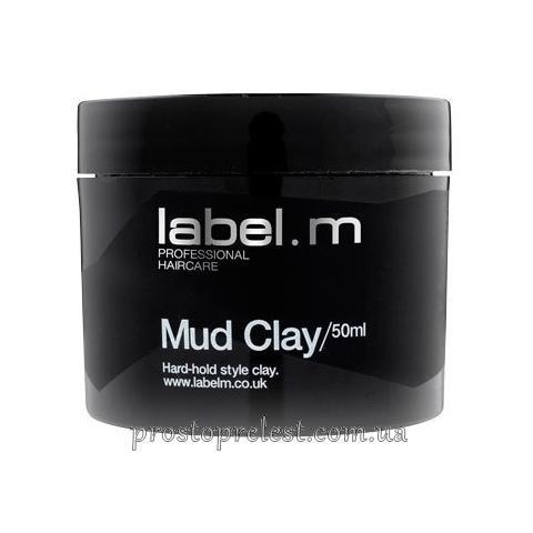 Label.M Mud Clay - Глина моделирующая
