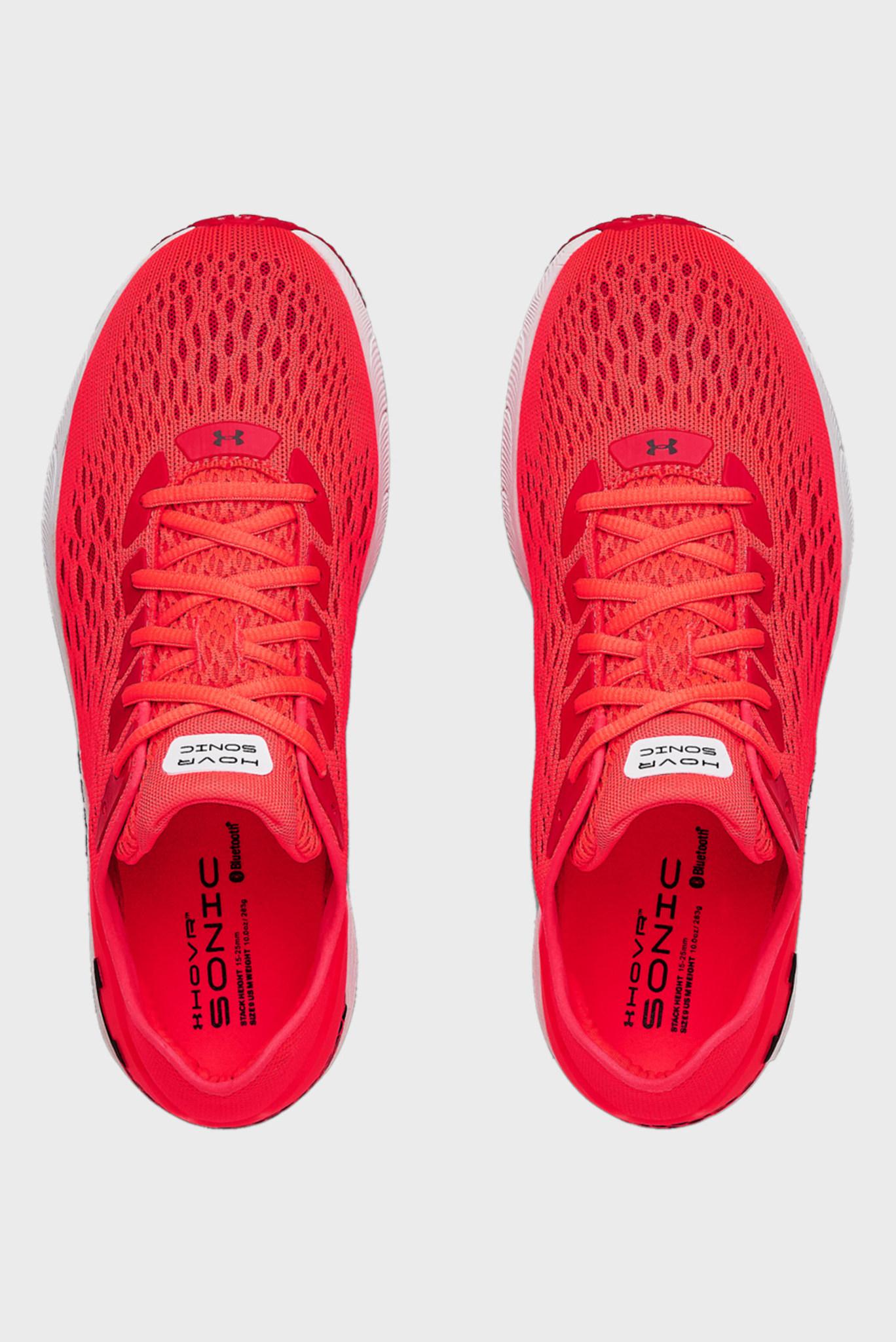 Мужские красные кроссовки для бега UA HOVR Sonic 3 Under Armour