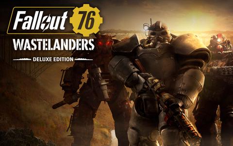 Fallout 76: Wastelanders Deluxe Edition (Steam) (для ПК, цифровой ключ)