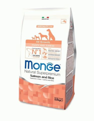 Monge Adult Salmone 15 кг