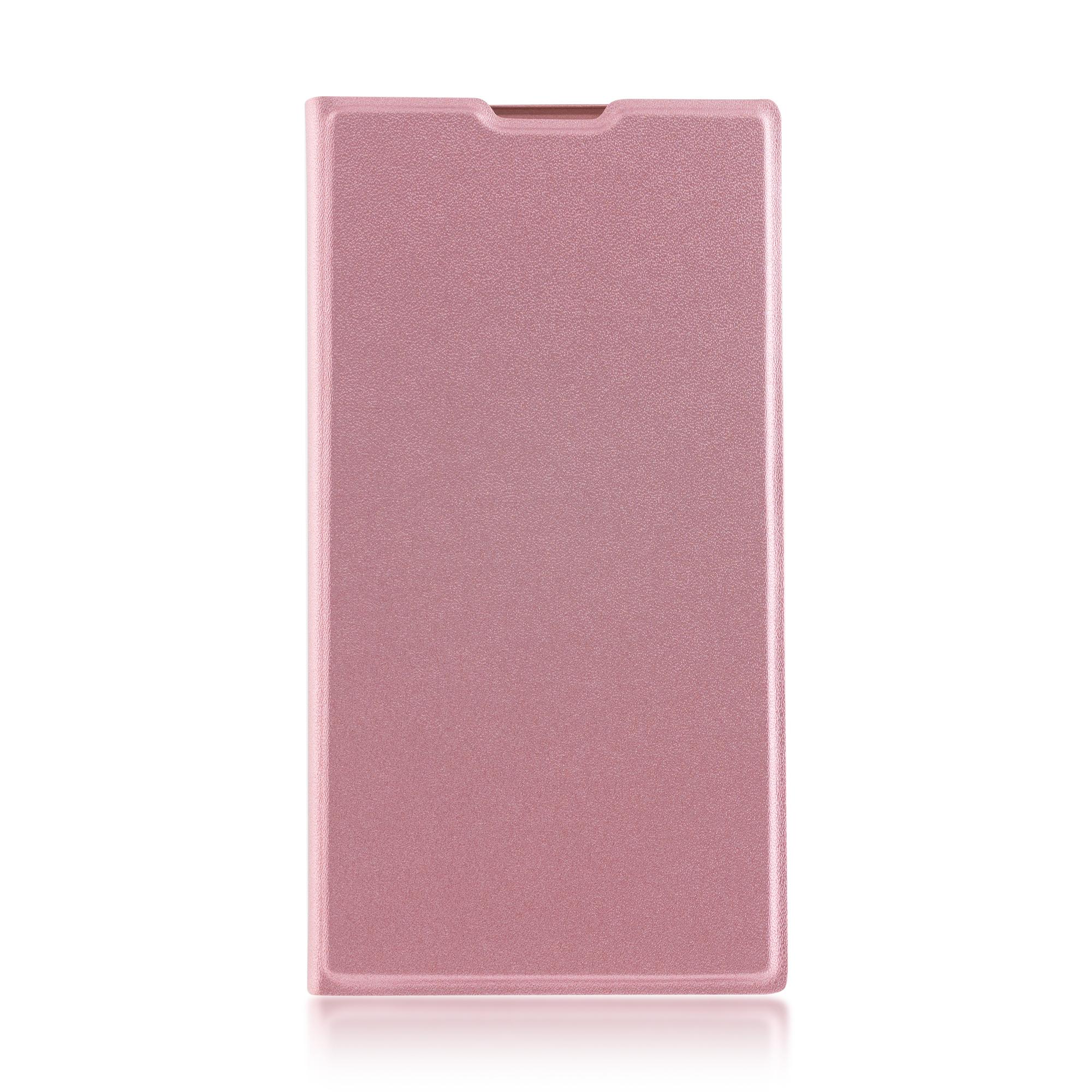 Чехол-книжка для Xperia L2 розового цвета в Sony Centre Воронеж