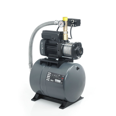 Насосная установка повышения давления - Grundfos CMB 3-55 (бак 60 л)
