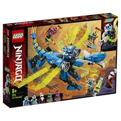 Lego konstruktor Ninjago Jays Cyber Dragon