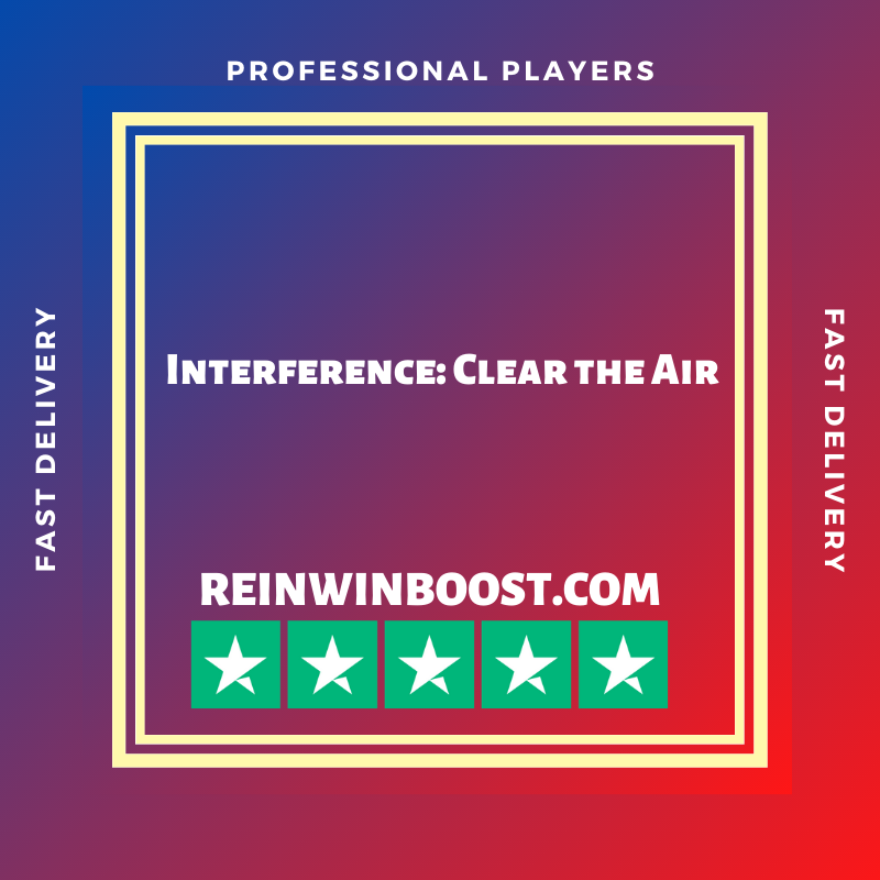 Interference: Clear the Air