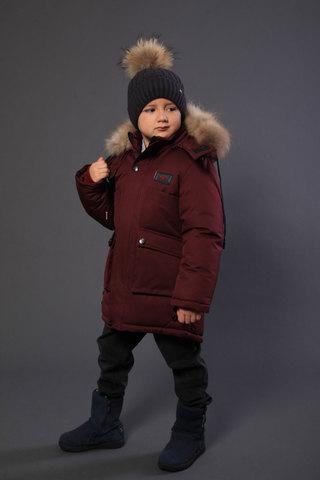 Куртка мальчика карманы Minika, 906 (104-128)