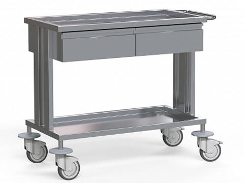 Стол для инструментов медицинский БТ-СТН2-112 - фото