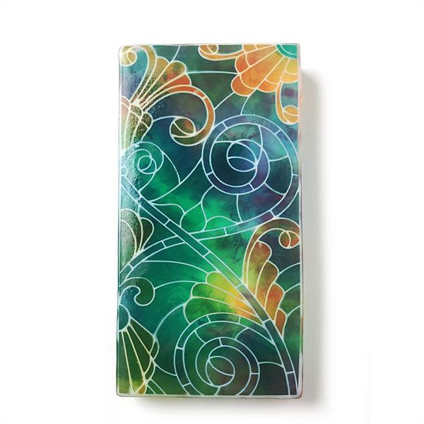 Текстурный лист Витраж. Мыло ручной работы