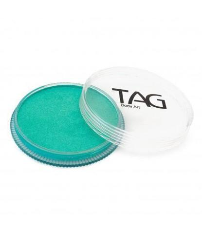 Аквагрим TAG 32гр перламутровый бирюзовый