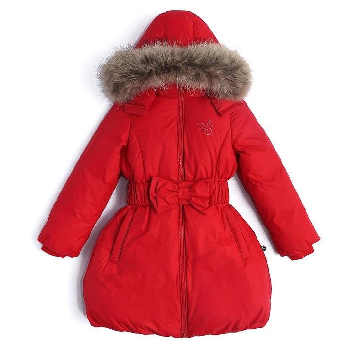 Пальто пуховое DITA от Nels (Китайский шелк)