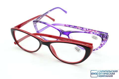 Очки готовые для зрения FABIA MONTI пластик FM505