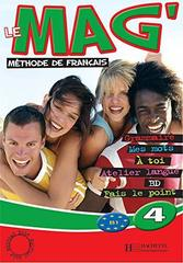 Le Mag' 4 Livre de l'eleve **