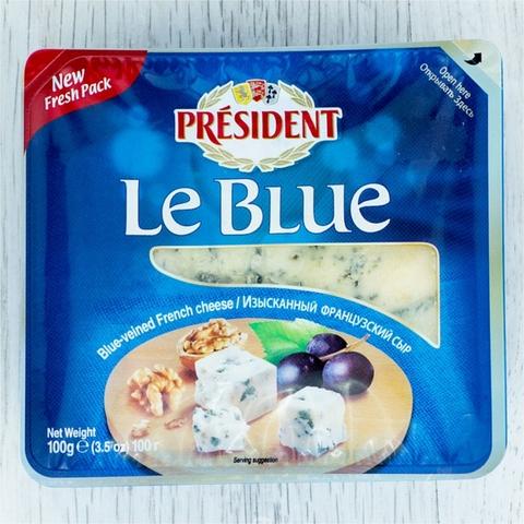 Сыр PRESIDENT Le Blue 50% 100 гр ИТАЛИЯ