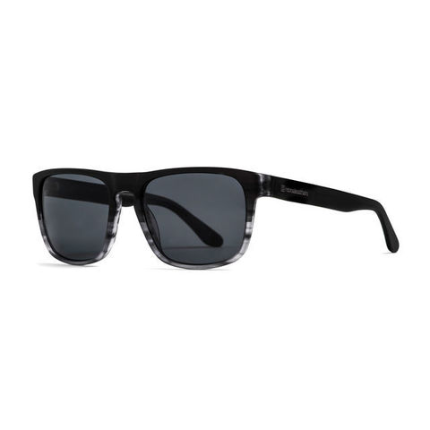 Очки Horsefeathers Keaton Sunglasses Matt Black Turtle/Gray