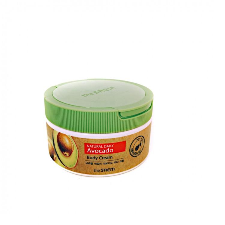 Для тела Крем для тела с экстрактом авокадо the SAEM Care Plus Avocado Body Cream 300 мл Крем_для_тела_с_экстрактом_авокадо_the_SAEM_Care_Plus_Avocado_Body_Cream_300мл.jpeg