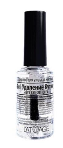 l`atuage Средство для ногтей BYE BYE CUTICLE Ph-Gel Удаление кутикулы 8.5г