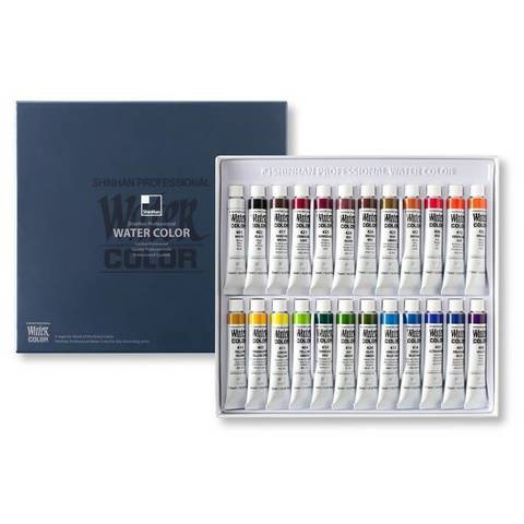 Набор красок SH WATER COLOR PRO 20цв*12мл