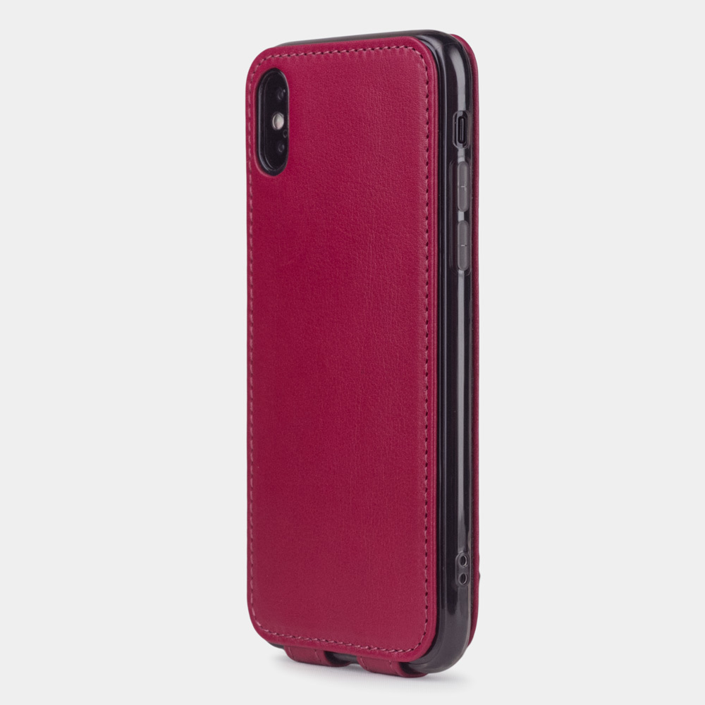Case for iPhone X / XS - fushia