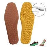 Стельки для обуви текстильные, с массажным эффектом