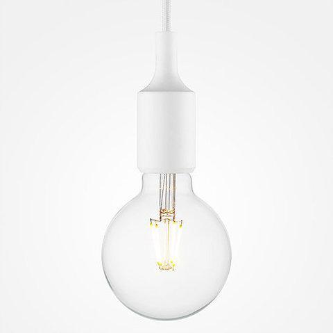 Подвесной светильник Loft SL011 (Белый)