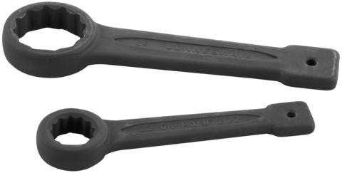 W72127 Ключ гаечный накидной ударный, 27 мм